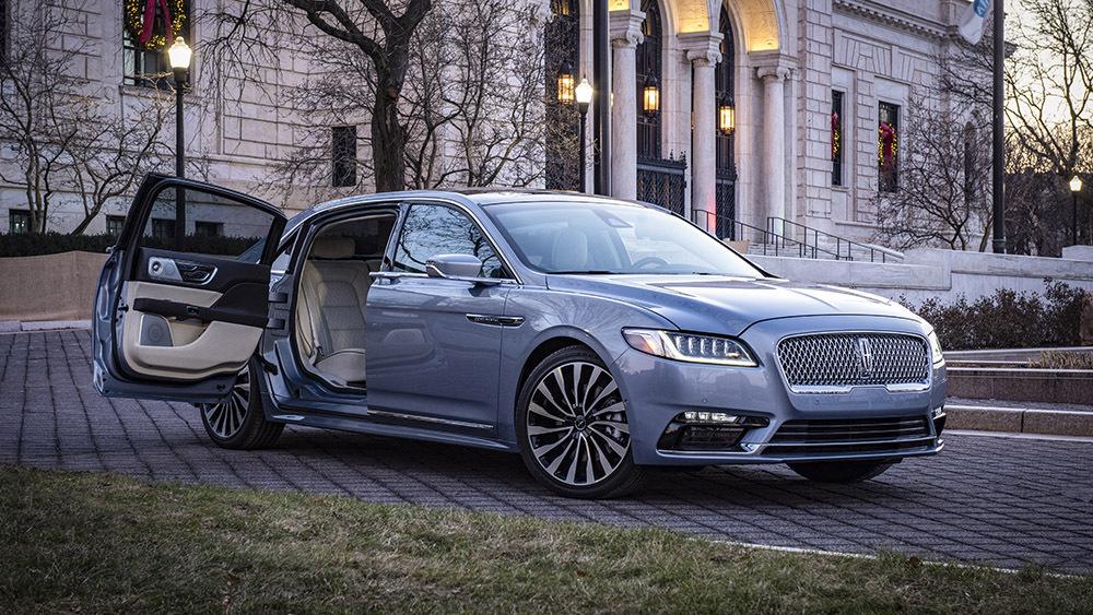Lincoln Continental Coach Door Edition 2020