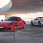 Los Porsche 911 Carrera 4 y Carrera 4 Cabriolet 2020 es lo último en una marea aplastante de nuevas variantes del 911