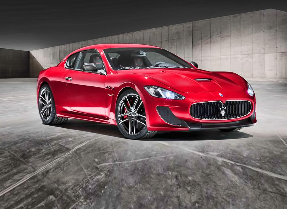 Maserati Grancabrio, el primer gran turismo eléctrico