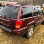 2001 Jeep Grand Cherokee Limited full