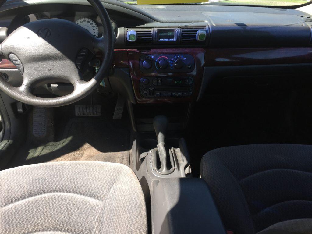2002 Dodge Stratus full