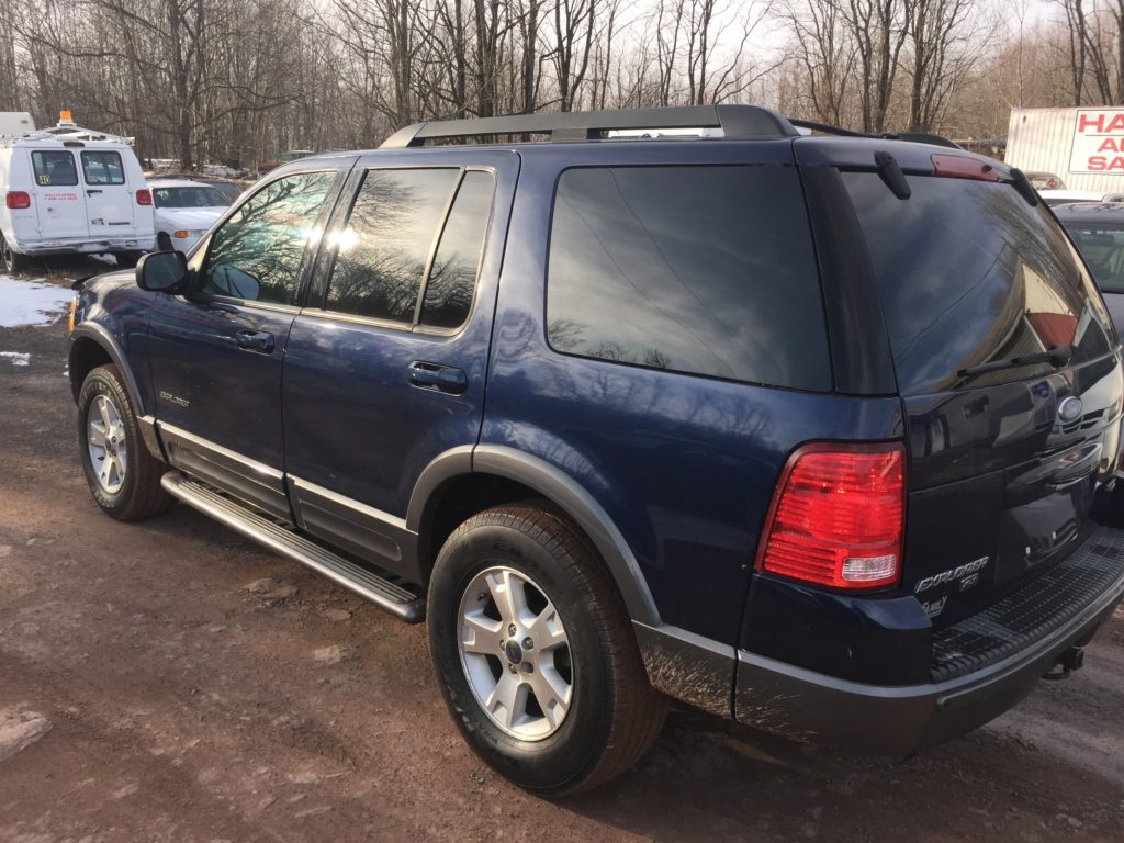 2005 Ford Explorer full