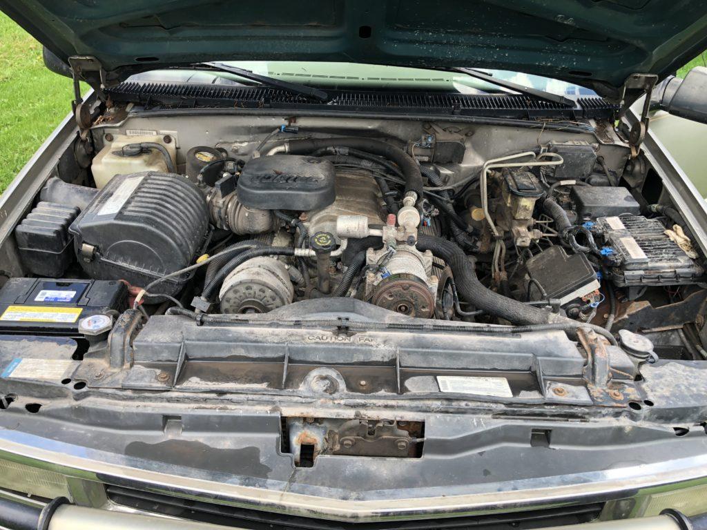 1999 Chevrolet Suburban full