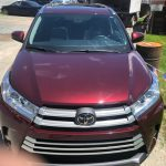 2018 Toyota Highlander full