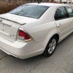 2008 Ford Fusion SE full