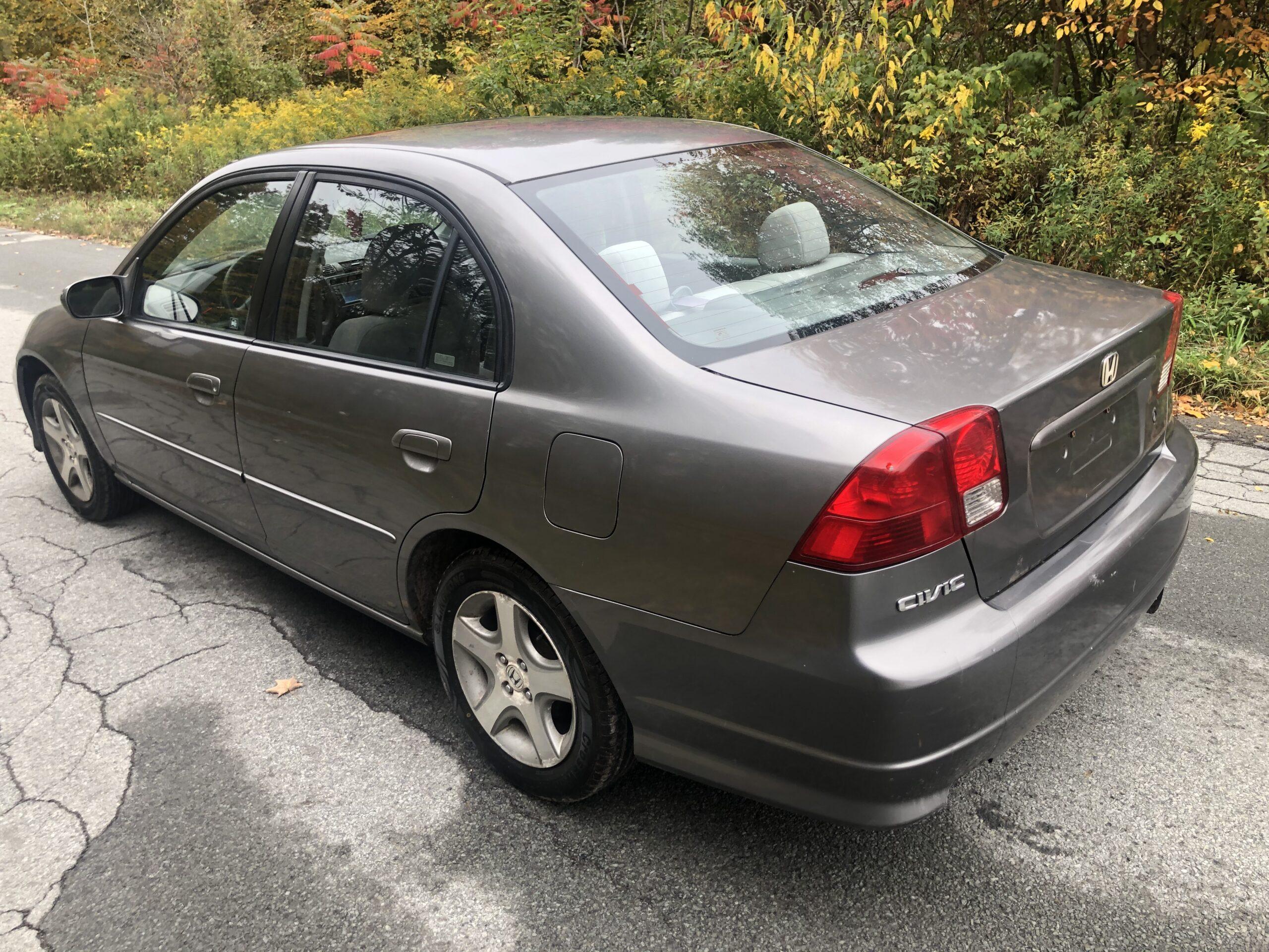 2005 Honda Civic full