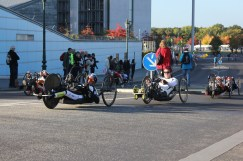 Berlin marathon disabled