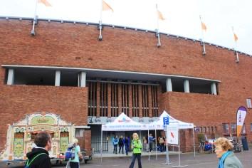 Olympic stadium Amsterdam
