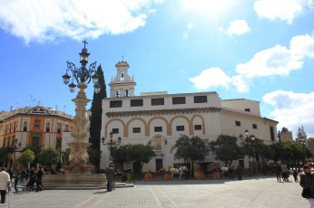 seville old town
