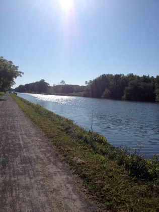 along the Erie Canal