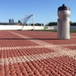 Bottle and Track