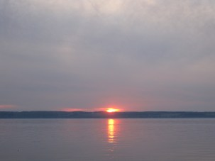Cayuga Lake.