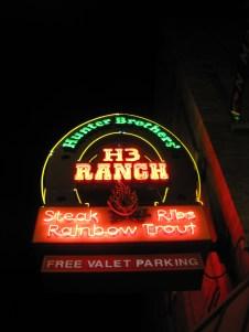 H3 Ranch.
