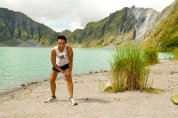 Mt. Pinatubo 50KM, October 2010
