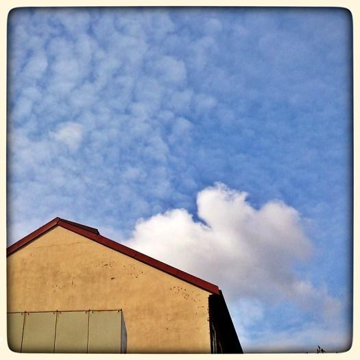 Och himlen var blååååå