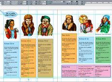 Jodå, Quark Xpress håller fortfarande för att jobba i. Illustrationer av Anita Oloo-Toddo för Bryggan Göteborgs tidning.