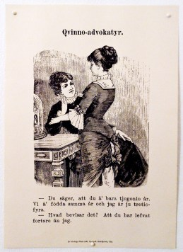 Så kan man också se det, eller? Ur Söndags-NIsse, 1881