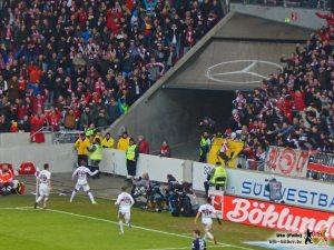 Die personifizierte Coolness: Serey Dié. © VfB-Bilder.de