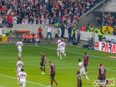 Sie haben es noch einmal hingebogen. Gerade so. Wie oft geht das gut? © VfB-Bilder.de