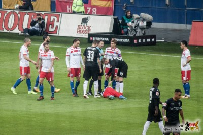 Winkmann in voller Aktion. Bild: © VfB-Bilder.de