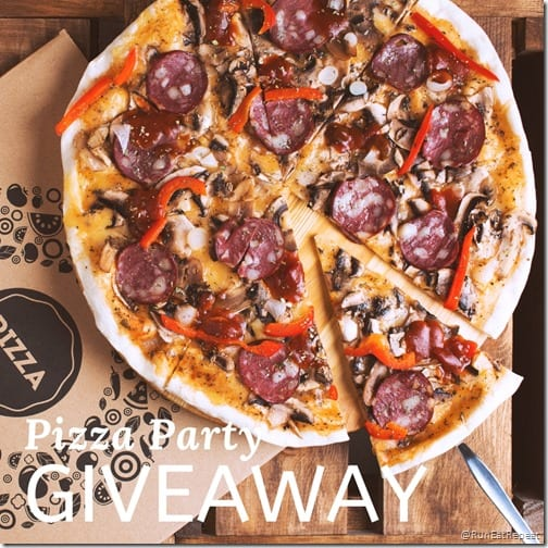 Pizza giveaway fitness healthy living instagram (1)