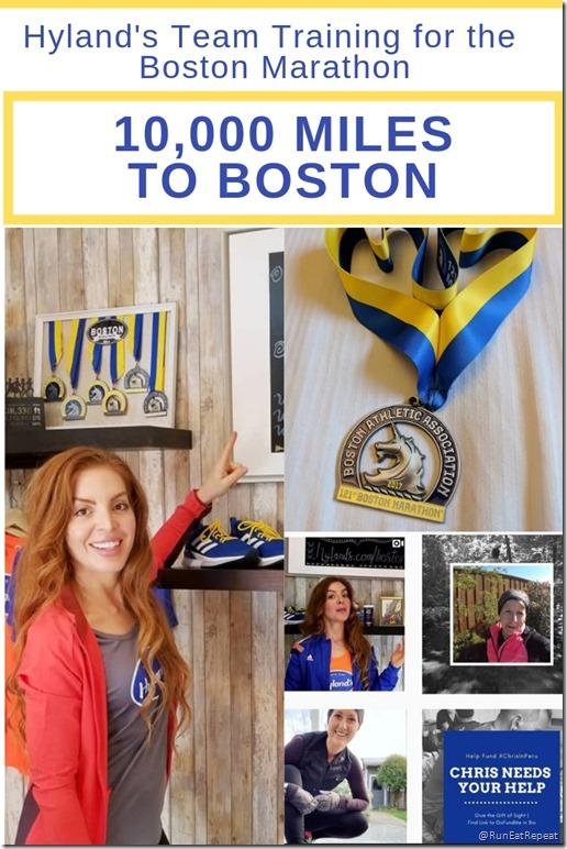 Boston Marathon training series Meet the Host