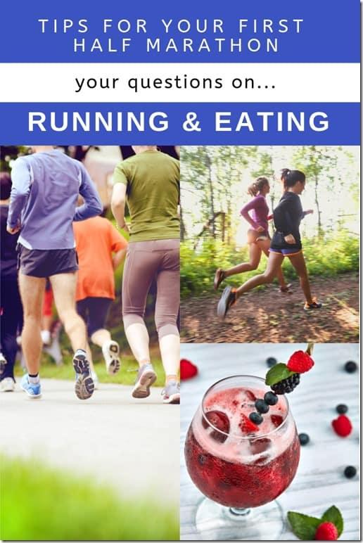 running eating q & a April 19