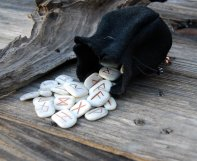 commission__elk_bone_runes_with_pouch_by_dreamingdragondesign-d5l9vqg