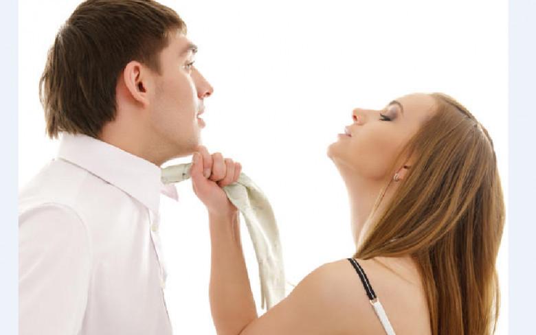 Проявления женской ревности