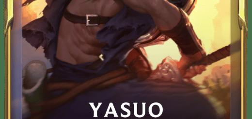 Yasuo (Leveled)