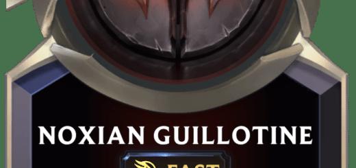 Noxian Guillotine
