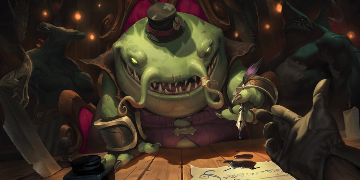 Tahm Kench Art by SIXMOREVODKA