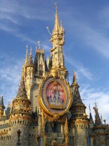 chateau de Cendrillon