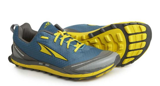Test trail : Altra Running The Superior 2.0, comme son nom l