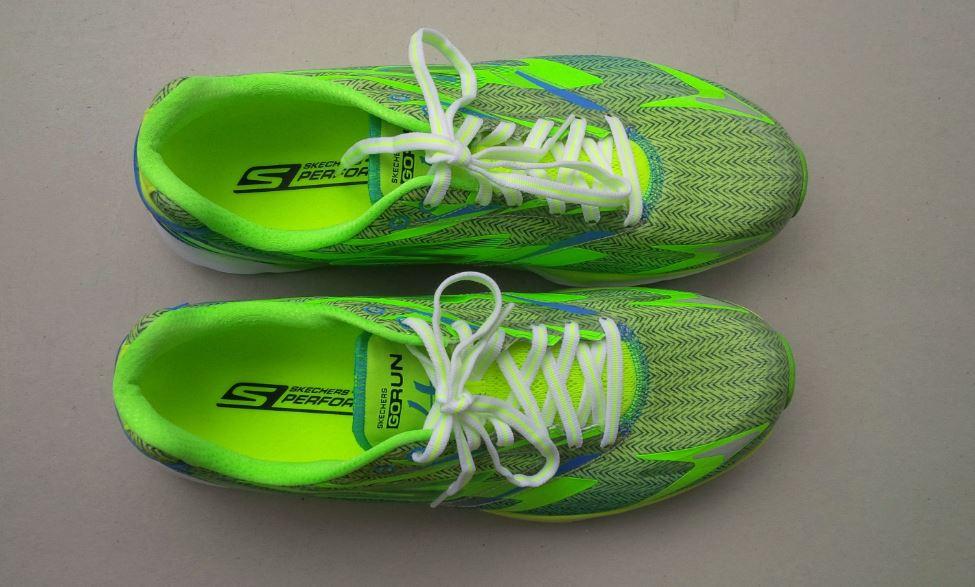 Test : Skechers GoRun 4, le plaisir de courir, rien que le
