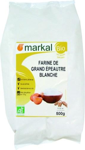 MARKAL - farine-de-grand-epeautre-blanche-500-g_markal_0_650