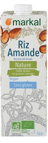 markal - Lait végétal riz amande -HD-rvb