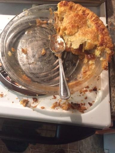 Apple Pie was a hit!
