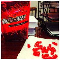 Hot tamales addiction