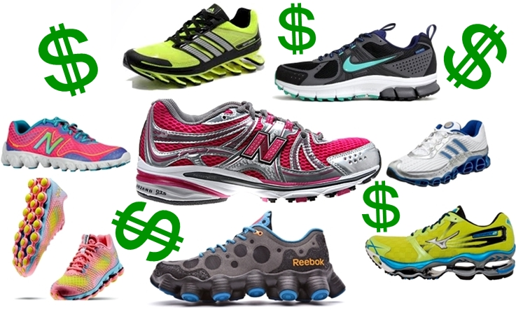 Cheap Running Shoes Vs Expensive