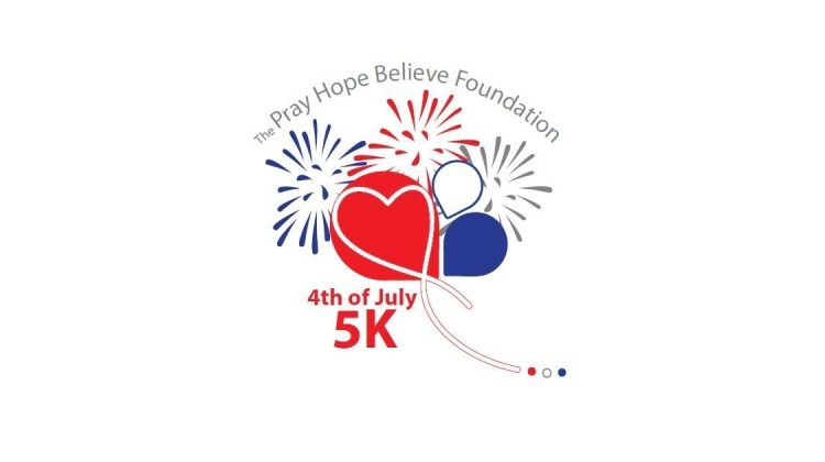 Pray Hope Believe 5K