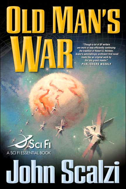 old mans war by john scalzi