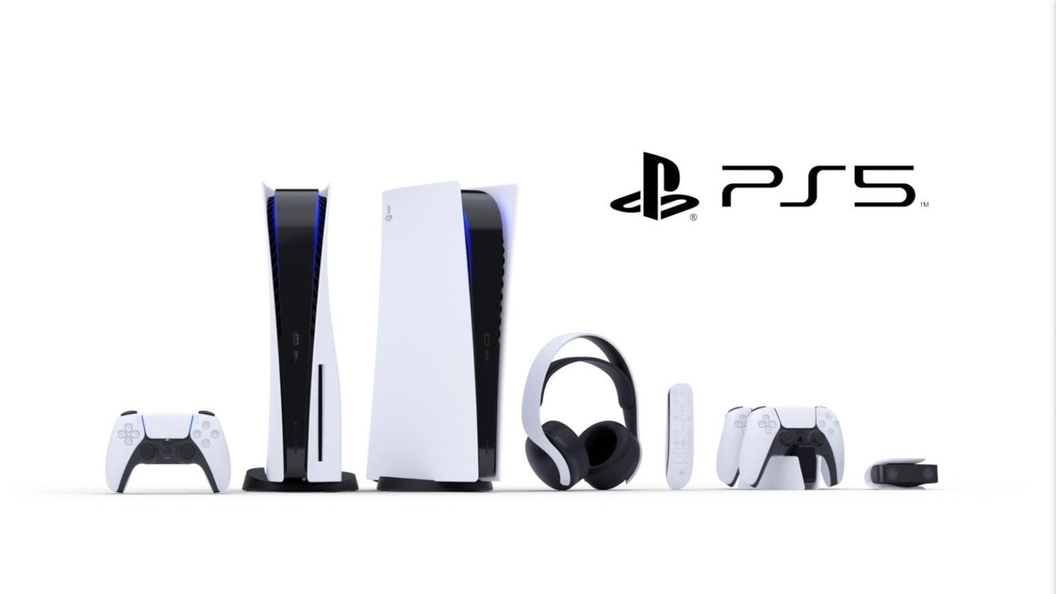 Sony dévoile deux versions de la PlayStation 5