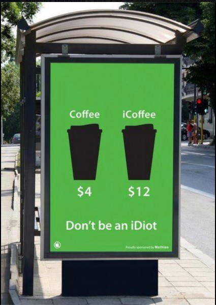 Dont be an iDiot