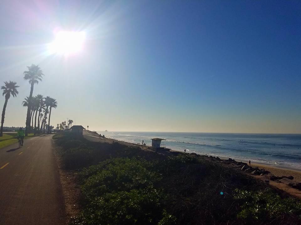 bolsa chica beach, beach runs, beach