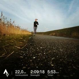 duurloop naar Almere