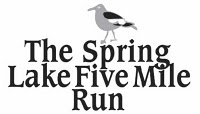 Spring Lake Five Mile Run Results