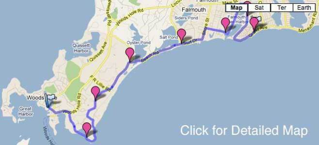 Falmouth_Road_race_map
