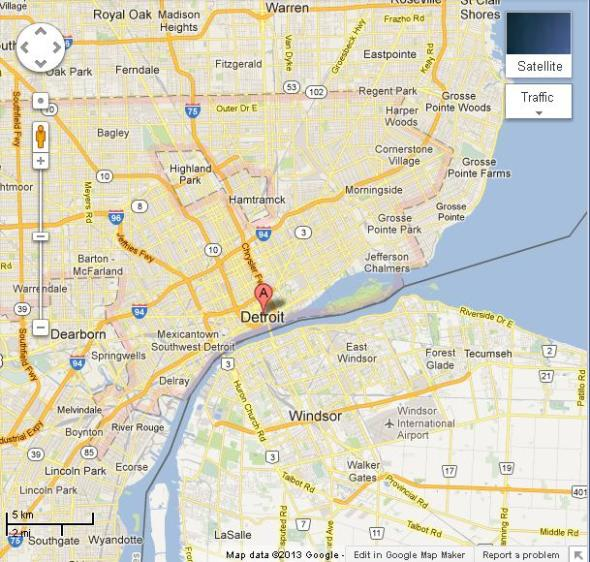 hot-chocolate-15k-detroit-map