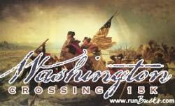 Washington Crossing 15K